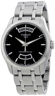 Tissot Couturier Powermatic 80 Automatic Men's Watch T0354071105101