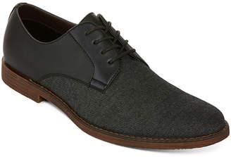 Jf J.Ferrar Mens Marcus Oxford Shoes Round Toe