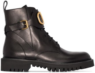 Valentino VLOGO ankle boots