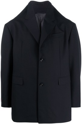 Doublet High-Collar Jacket