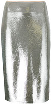 Diane von Furstenberg sequin pencil skirt - women - Nylon/Polyester/Spandex/Elastane - 4