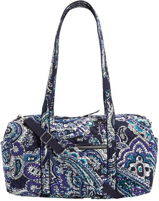 Vera Bradley Signature Iconic Small Duffle Bag