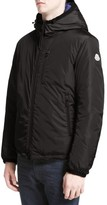 Moncler Men's Guimet Hooded Down Jacket