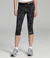 Nike Pro Printed Capri Running Pants