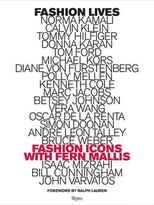 Rizzoli Fashion Icons With Fern Mallis Book