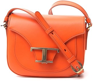Tod's T Buckle Mini Crossbody Bag