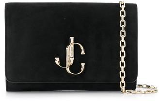 Jimmy Choo Varenne chain clutch