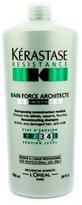 Kérastase Resistance Bain Force Architecte Shampoo, 34 Fluid Ounce