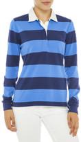 Gant Barstripe Jersey Rugger Ls