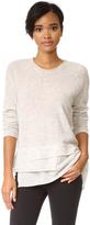 Wilt Mock Layered Sweater