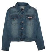 Hudson Toddler's, Little Boy's & Boy's Elbow-Patch Denim Jacket