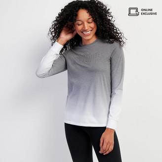 Roots Womens Dip Dye Journey Long Sleeve T-shirt