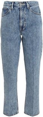 Frame Le Piper Straight-Leg Jeans