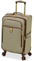 "London Fog Oxford Hyperlight 21"" Expandable Spinner Carry-On Suitcase, Created for Macy's"
