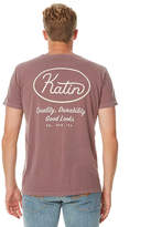 Katin Union Mens Tee Red
