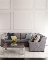 Massoud Augustine Left-Arm Sectional Sofa