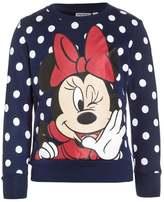 Disney MINNIE MOUSE Sweatshirt navy/ white