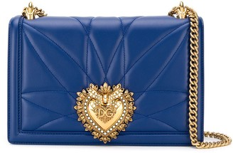 Dolce & Gabbana Medium Devotion cross body bag