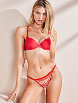 Allover Lace from Cotton Lingerie Lace V-string Panty