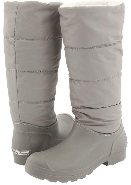 Chinese Laundry Puffy (Grey/Grey) - Footwear