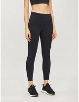 Vaara Millie high-rise stretch-woven leggings