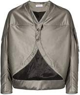 Kiko Kostadinov Cocoon flight jacket