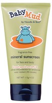 Noodle & Boo Baby Mud Mineral Sunscreen Spf 30
