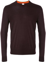 Paul Smith crew neck jumper - men - Silk/Merino - S