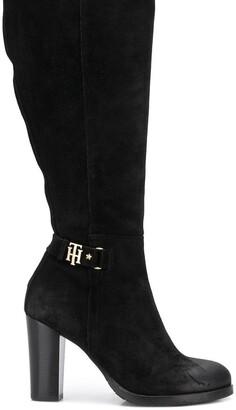 Tommy Hilfiger Mid-Calf Boots