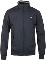 Fred Perry Brentham Navy Rip-stop Jacket