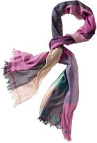Madras scarf