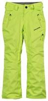Volcom Bright Yellow Cassiar Ski Pants
