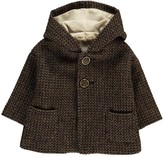 Babe & Tess Wool Coat with Pockets