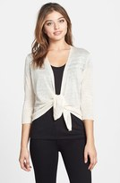 Nic+Zoe Women's Four-Way Convertible Long Sleeve Cardigan