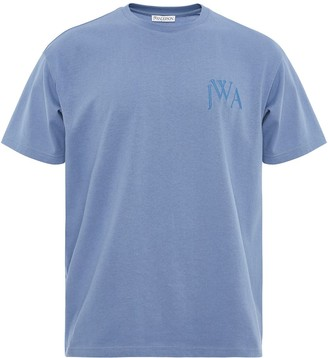 J.W.Anderson JWA embroidery T-shirt