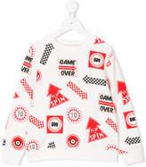 Stella McCartney Biz games sweatshirt