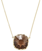 Roberto Coin 18K Yellow Gold Ipanema Smoky Quartz Pendant