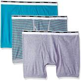 Gildan Men's 3-Pack Boxer Brief-Big Sizes