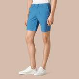 Burberry Cotton Poplin Chino Shorts