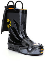Western Chief Batman Everlasting Caped Boys' Rain Boots