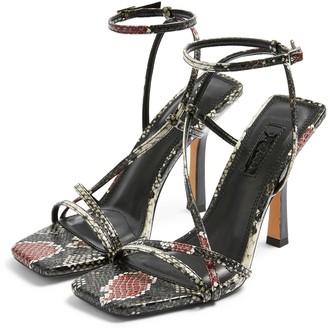 Topshop Ritz Ankle Strap Sandal