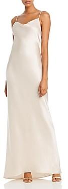 Alice + Olivia Harmony Maxi Slip Dress