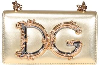Dolce & Gabbana Phone Bag X Nw Nappa Mordore