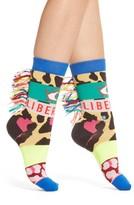 Stance Women's X Libertine Magic Eye Socks