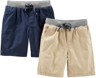 Simple Joys by Carter's 2-Pack Shorts