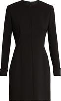 Acne Studios Ebele long-sleeved crepe dress