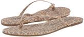 TKEES Face Paints Women's Sandals