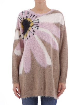 Valentino Sweater Flower