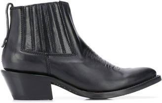 Ash Pepper ankle boots