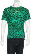Lanvin Abstract Print T-Shirt
